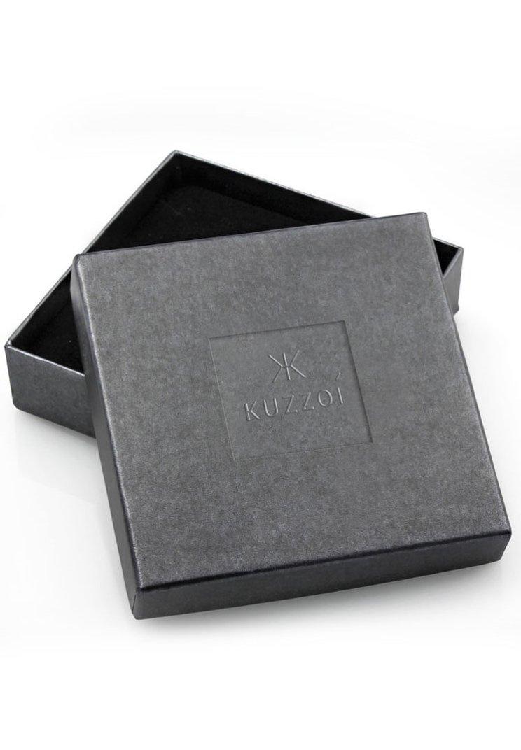 Kuzzoi Tigerkopf - Armband Black