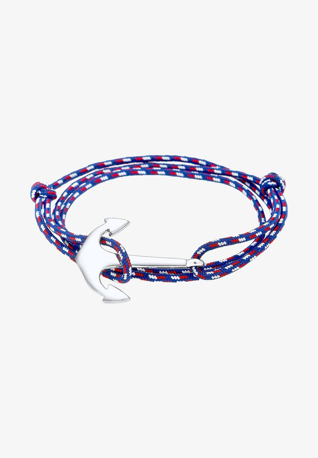 ANKER - Armband - blue