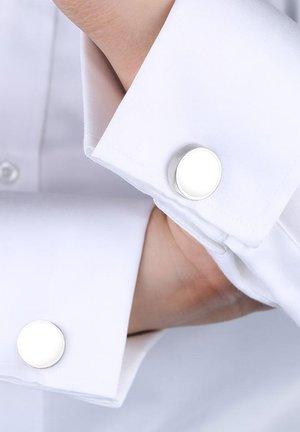 Cufflinks - white