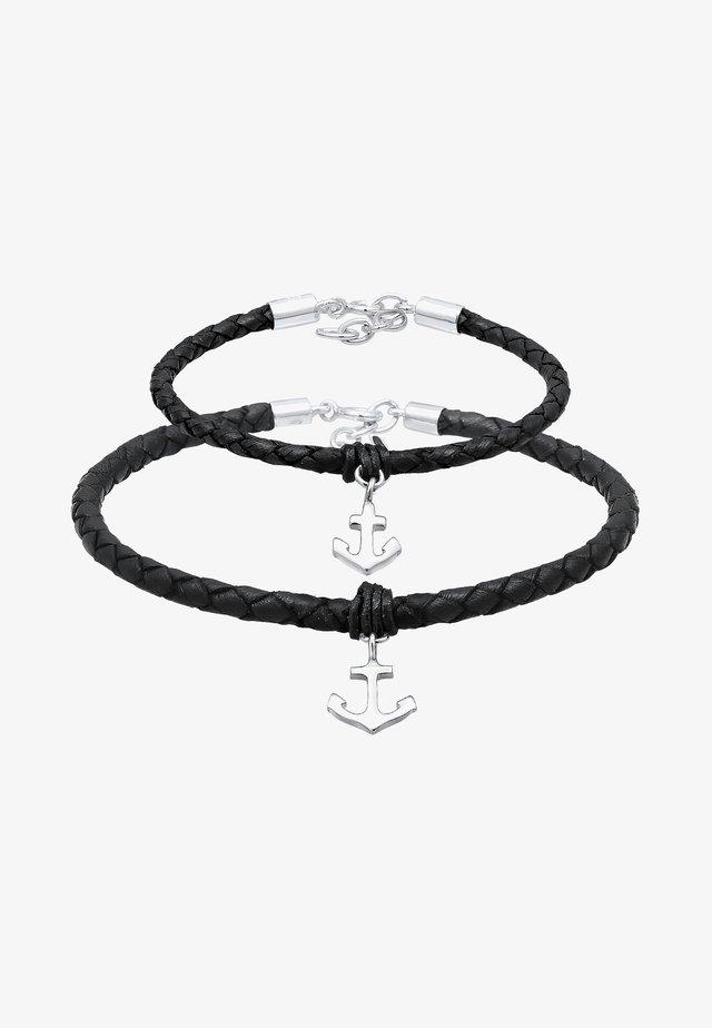 ANKER Set  - Bracelet - silver
