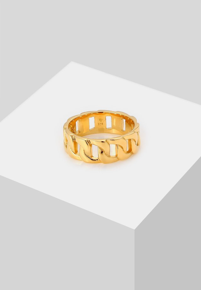 CHAIN LOOK  - Ring - gold