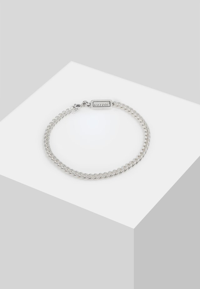 BASIC  - Armband - silver-coloured