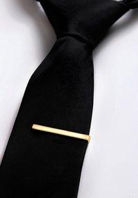 KUZZOI - KRAWATTENNADEL - Slips - gold-coloured - 1