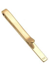 KUZZOI - KRAWATTENNADEL - Slips - gold-coloured - 4