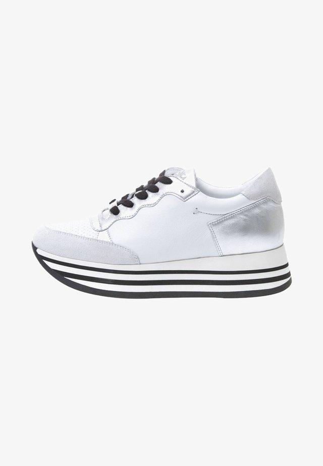STRIPY  - Baskets basses - white