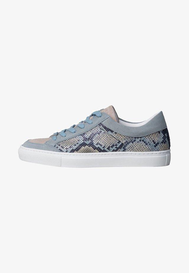 ALEX SNAKE - Sneakers laag - blue