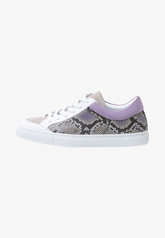 Baskets basses - lilac