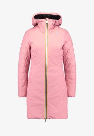 CHARLENE THERMO PLUS DOUBLE - Abrigo de plumas - pink/blue