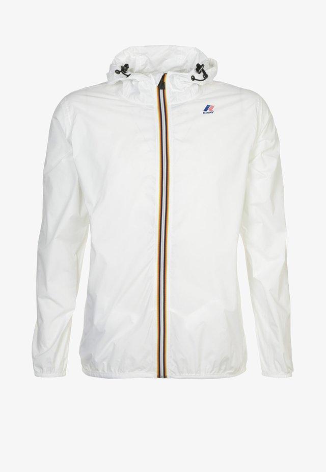 CLAUDE 3.0 - Vodotěsná bunda - white