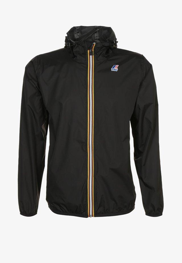CLAUDE 3.0 - Vodotěsná bunda - black