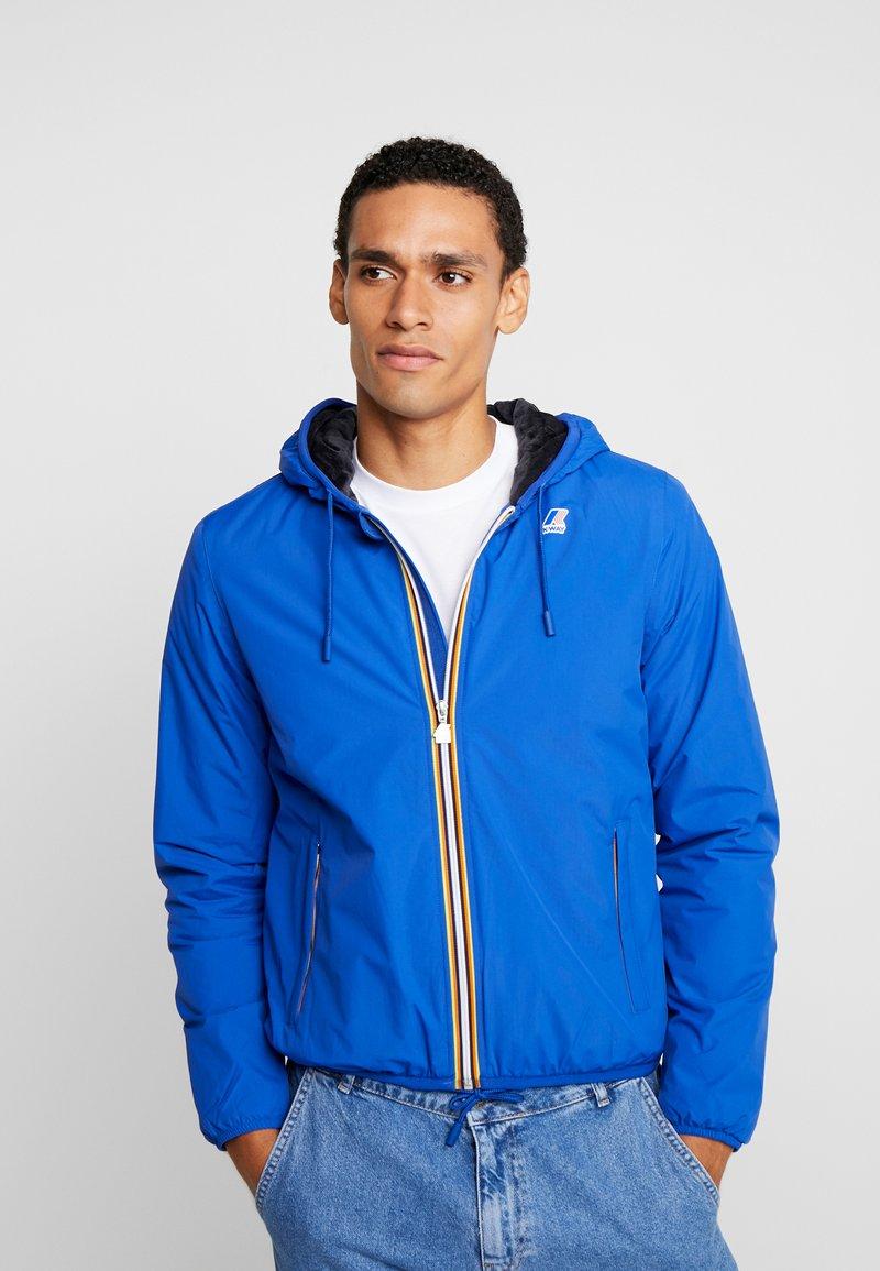 K-Way - JAQUES RIPSTOP MARMOT - Light jacket - blue nautic