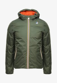 green orange