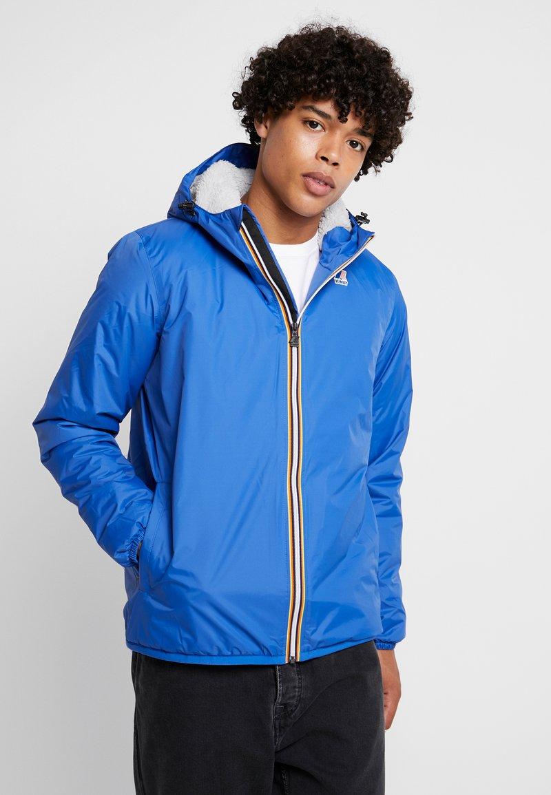 K-Way - CLAUDE ORESETTO - Light jacket - blue royal