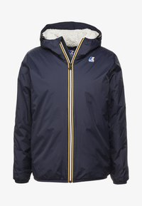 K-Way - CLAUDE ORESETTO - Chaqueta de entretiempo - blue depth - 4