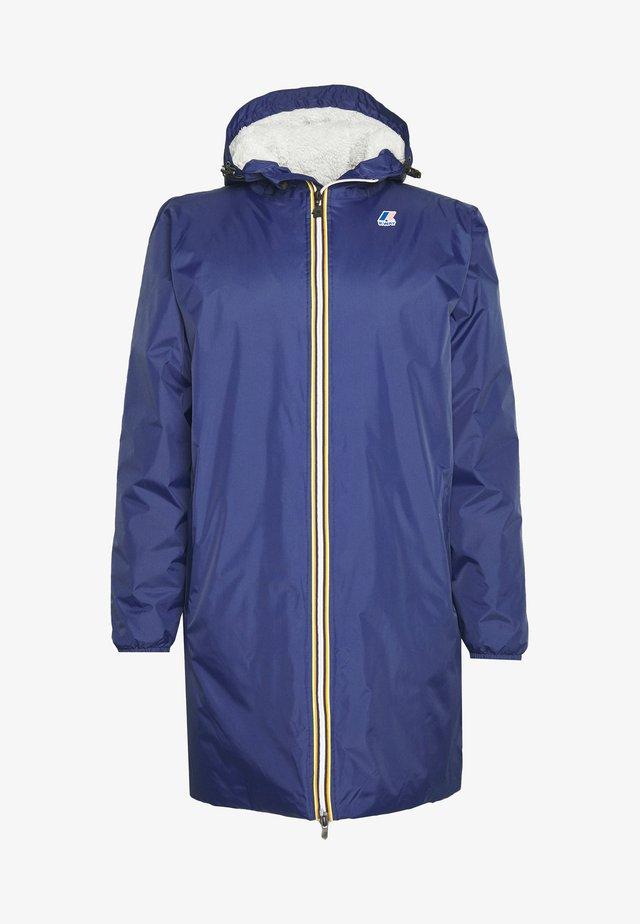 UNISEX EIFFEL ORSETTO - Light jacket - blue