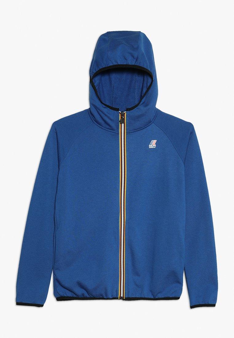 K-Way - LE VRAI  - Sudadera con cremallera - blue royal