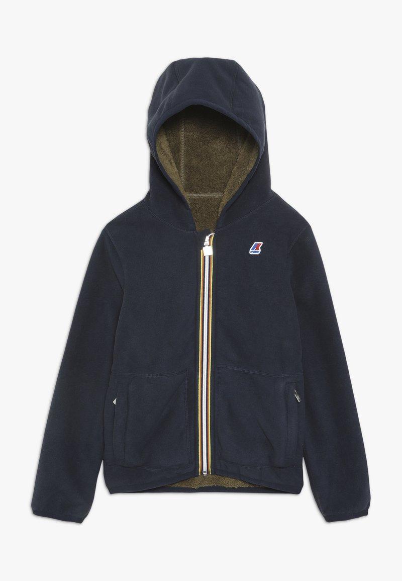 K-Way - JACQUES  - Fleece jacket - blue/green