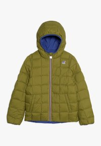 K-Way - JACQUES THERMO PLUS DOUBLE  - Down jacket - blue/green - 2