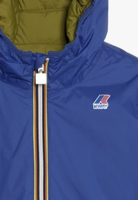K-Way - JACQUES THERMO PLUS DOUBLE  - Down jacket - blue/green - 5
