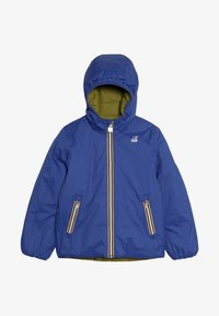 K-Way - JACQUES THERMO PLUS DOUBLE  - Down jacket - blue/green - 4
