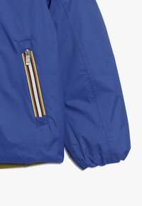 K-Way - JACQUES THERMO PLUS DOUBLE  - Down jacket - blue/green - 3