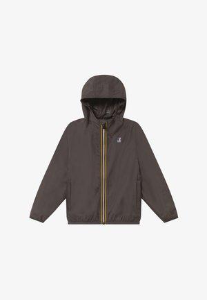 LE VRAI CLAUDE - Vodotěsná bunda - grey smoke