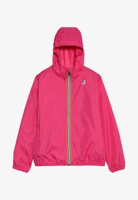 K-Way - LE VRAI 3.0 CLAUDE - Waterproof jacket - magenta fuchsia - 3