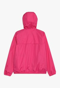 K-Way - LE VRAI 3.0 CLAUDE - Waterproof jacket - magenta fuchsia - 1