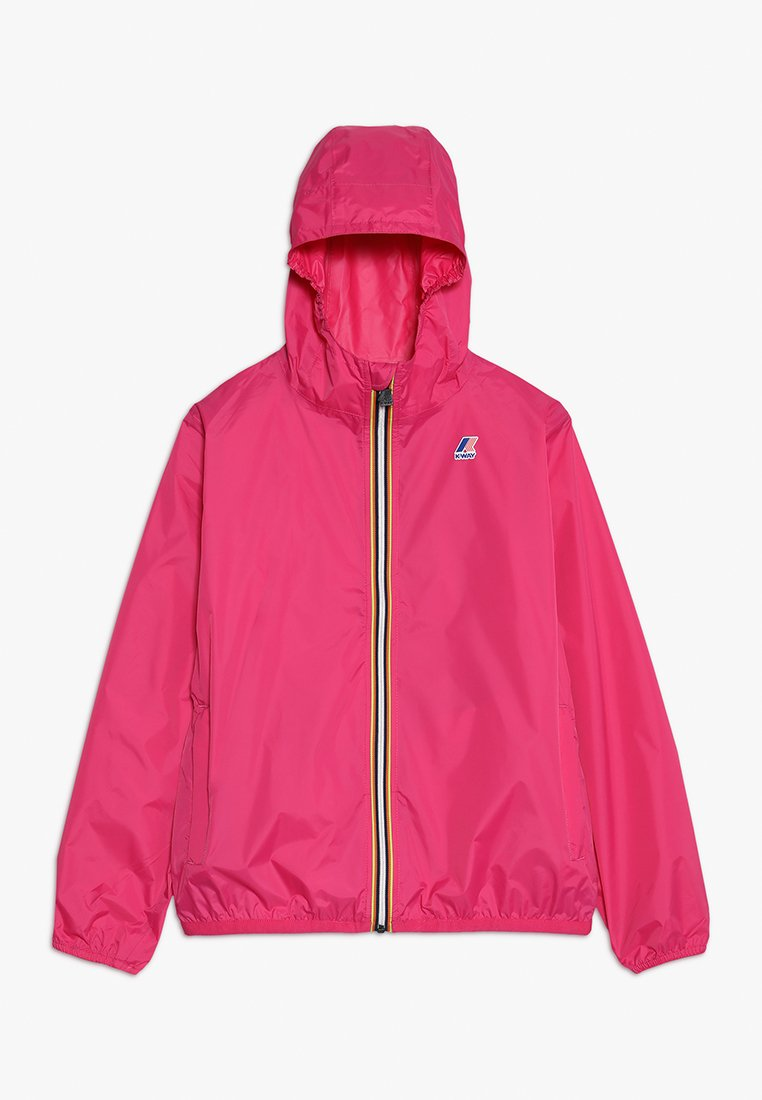 K-Way - LE VRAI 3.0 CLAUDE - Waterproof jacket - magenta fuchsia