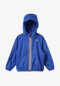 K-Way - LE VRAI CLAUDE - Veste imperméable - blue royal - 4