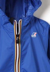 K-Way - LE VRAI CLAUDE - Waterproof jacket - blue royal - 5