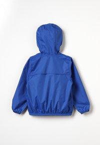 K-Way - LE VRAI CLAUDE - Veste imperméable - blue royal - 1