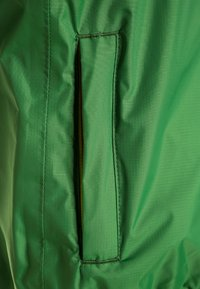 K-Way - LE VRAI CLAUDE - Veste imperméable - green mid - 4