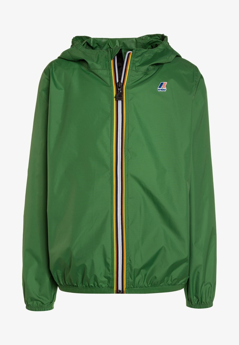 K-Way - LE VRAI CLAUDE - Veste imperméable - green mid