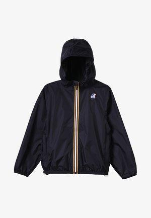 LE VRAI CLAUDE - Waterproof jacket - black