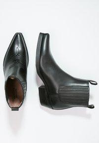 Kentucky's Western - Cowboy-/Bikerlaarsjes - black - 1