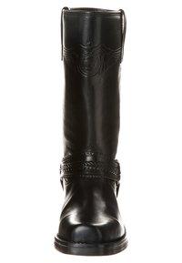 Kentucky's Western - Cowboy- / Bikerboots - black - 2