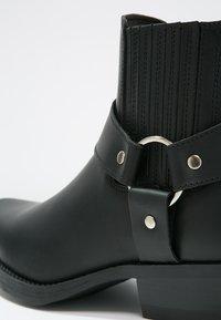 Kentucky's Western - Cowboy-/Bikerlaarsjes - black - 5
