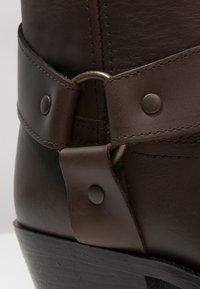 Kentucky's Western - Cowboy/Biker boots - marron - 5