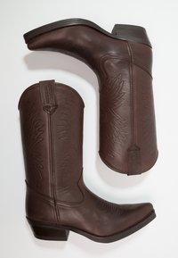 Kentucky's Western - Cowboy/Biker boots - sauvage/chocolate - 1