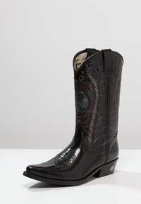 Kentucky's Western - Cowboy/Biker boots - antik schwarz - 2