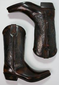 Kentucky's Western - Kovbojské/motorkářské boty - marron - 1
