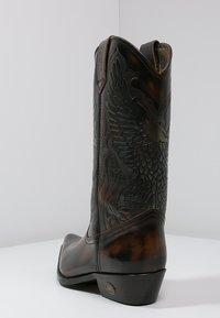 Kentucky's Western - Kovbojské/motorkářské boty - marron - 3