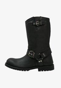 Kentucky's Western - Cowboy- / Bikerboots - black - 0