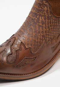 Kentucky's Western - Cowboy-/Bikerlaarsjes - tint brown - 5