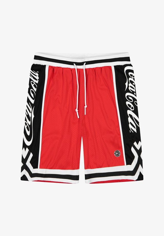 DOUBLE X 1993 - Shorts - true red