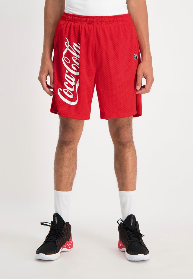 OLDSCHOOL STYLE - Shorts - true red