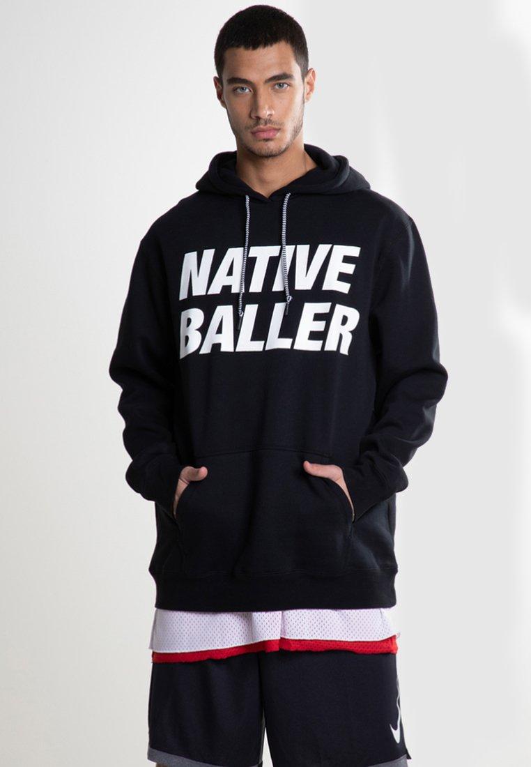 K1X - CORE NATIVE BALLER - Hoodie - black