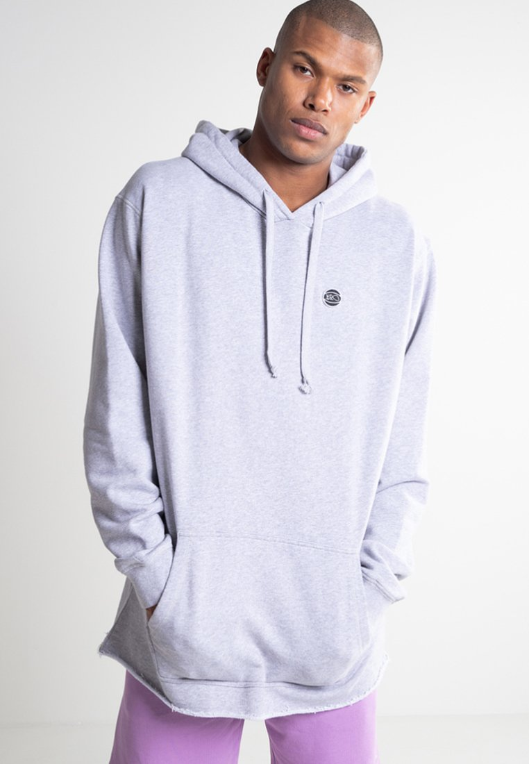 K1X - DISTRESSED  - Kapuzenpullover - light grey heather