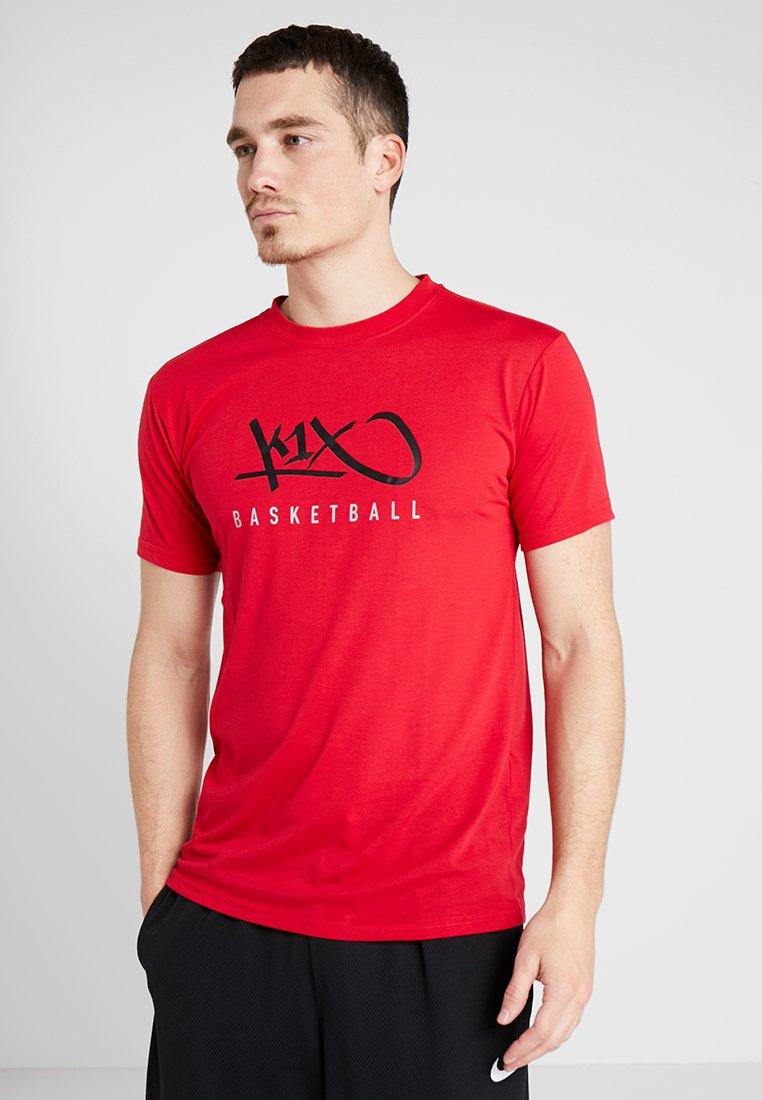 K1X - HARDWOOD  - T-Shirt print - major red